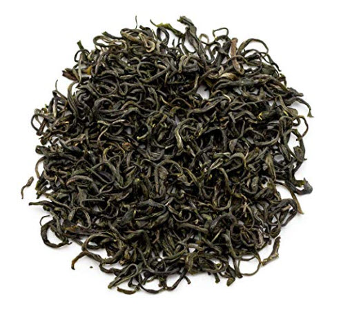 Loose green tea from www.tryadietforamonth.com