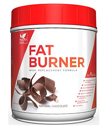 Fat Burner weight loss meal replacement shake from www.tryadietforamonth.com